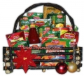 Overflowing Goodness Christmas Basket