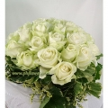 Special white bouquet