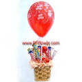 Hot Air Birthday Balloon