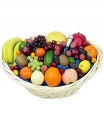 Fresh Fruit Basket WOW