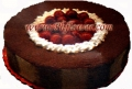Cake2Go- White Chocolate Cherry Truffle