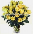 24 Yellow Rose