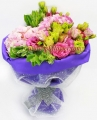 Imported Mixed Flower Bouquet