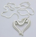 Lunt Heart Necklace