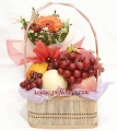 Small Bouquet With Fruits